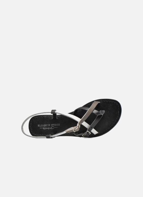 Sandales et nu-pieds Elizabeth Stuart Hop 683 Multicolore vue gauche