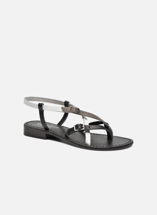 Sandales et nu-pieds Elizabeth Stuart Hop 683 Multicolore vue détail/paire