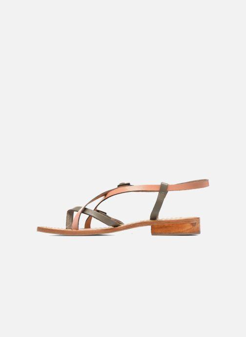 Nu pieds Stuart 683 Et Multi Corail Sandales Elizabeth Hop LqSpVGUjzM