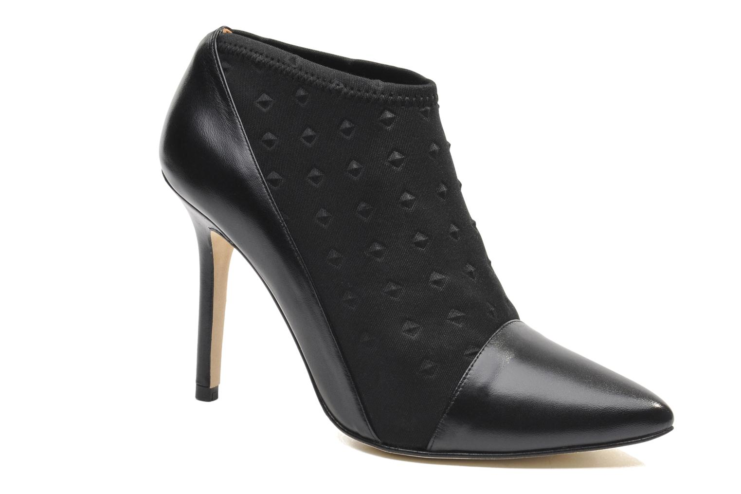 Ankle boots Made by SARENZA Roudoudou #12 Black view from the right