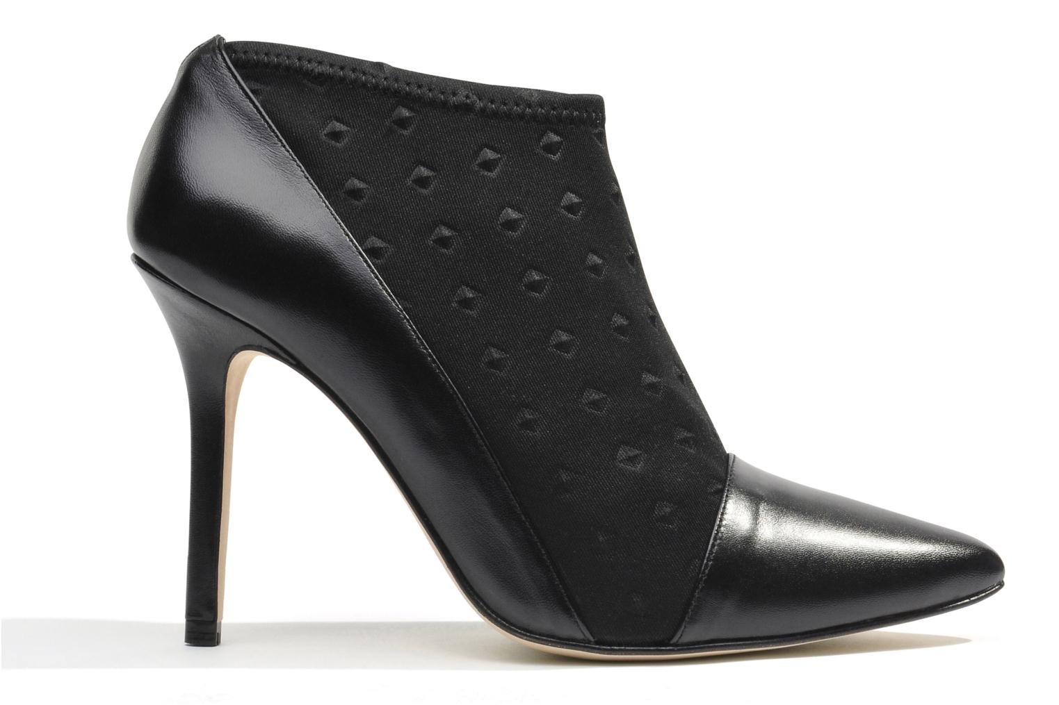 Ankle boots Made by SARENZA Roudoudou #12 Black detailed view/ Pair view