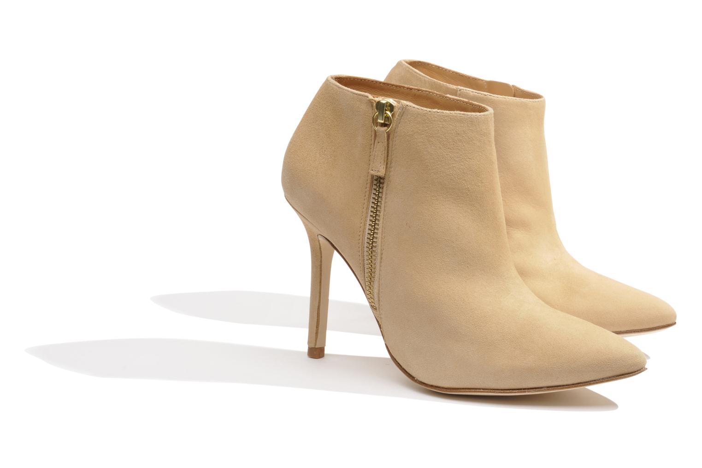 Bottines et boots Made by SARENZA Roudoudou #13 Beige vue derrière