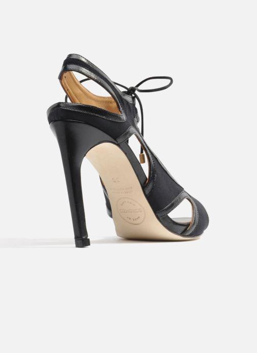 Sandalen Made by SARENZA Guimauve #1 Zwart voorkant