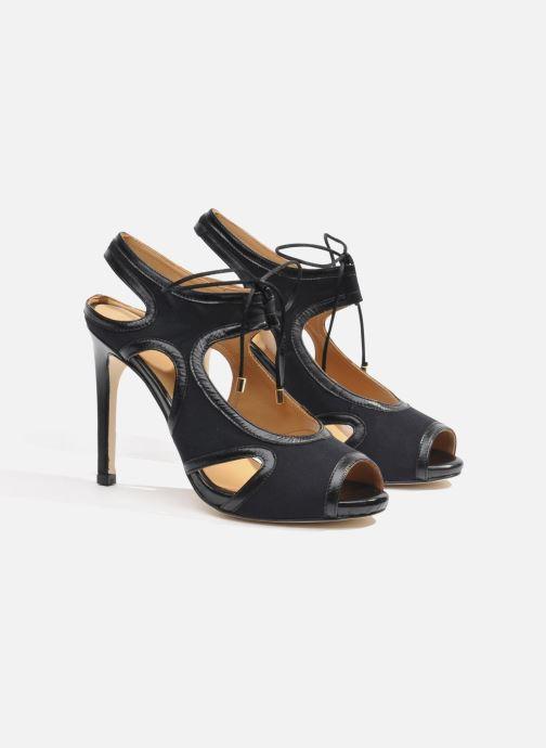 Sandalen Made by SARENZA Guimauve #1 Zwart achterkant
