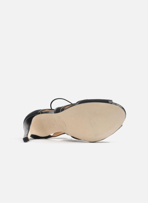 Sandalen Made by SARENZA Guimauve #1 Zwart links
