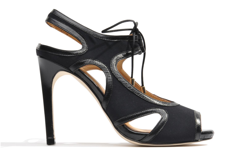 Sandales et nu-pieds Made by SARENZA Guimauve #1 Noir vue détail/paire