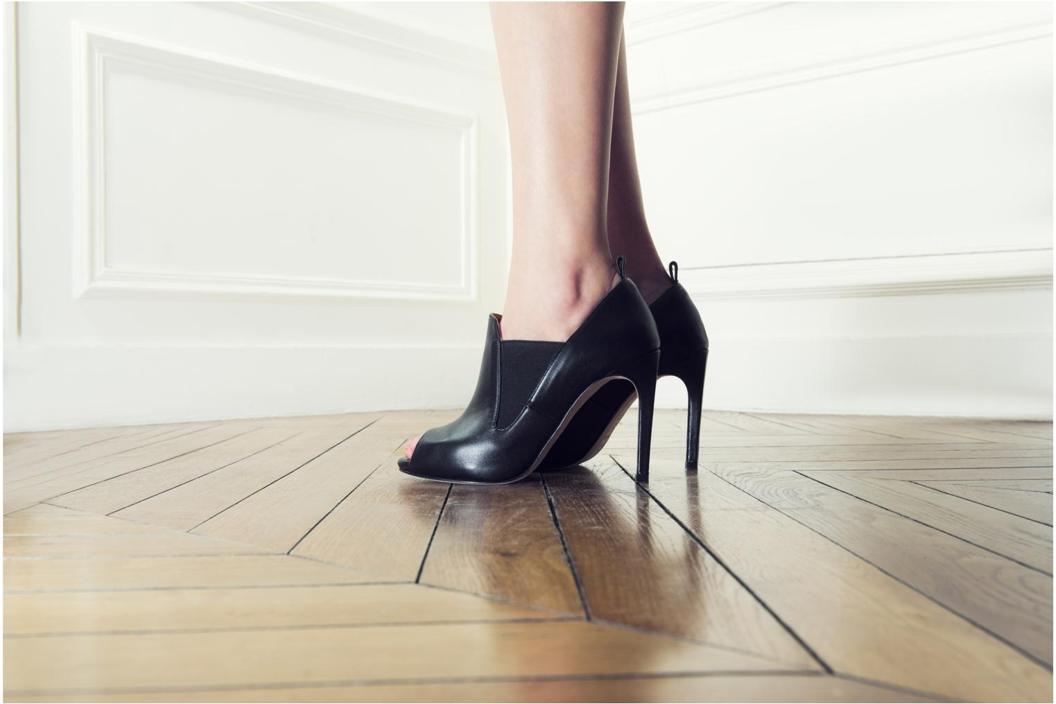 Ankle boots Made by SARENZA Roudoudou #2 Black 3/4 view