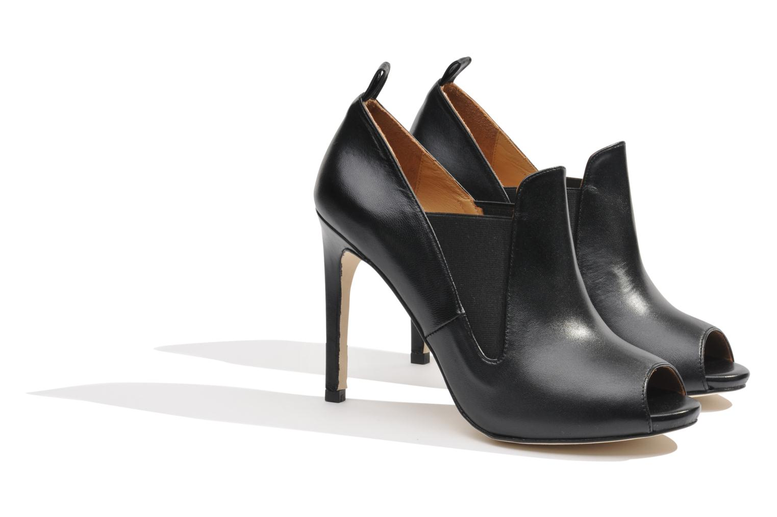 Ankle boots Made by SARENZA Roudoudou #2 Black back view