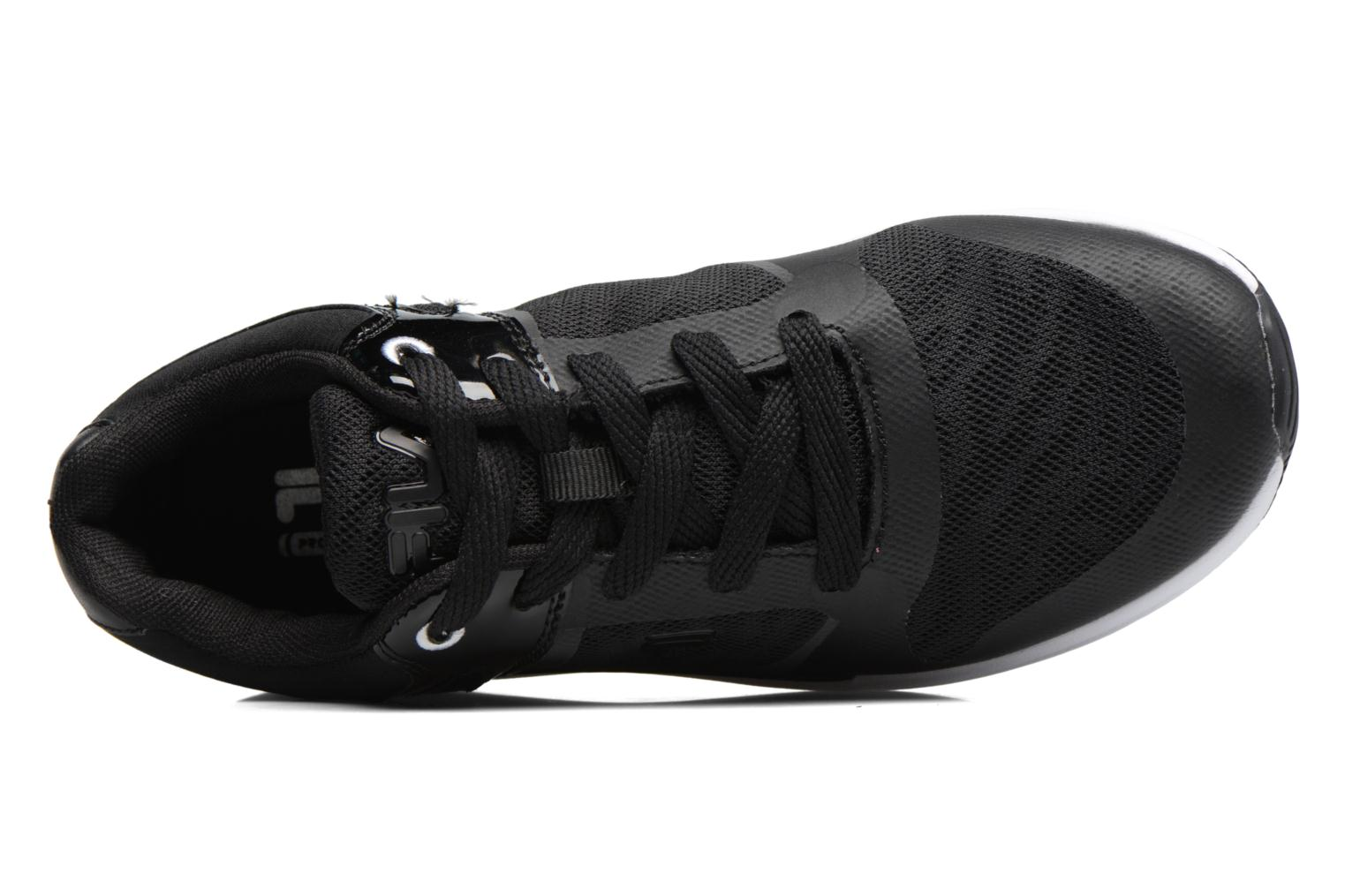 Trainers FILA Olivia Low W Black view from the left