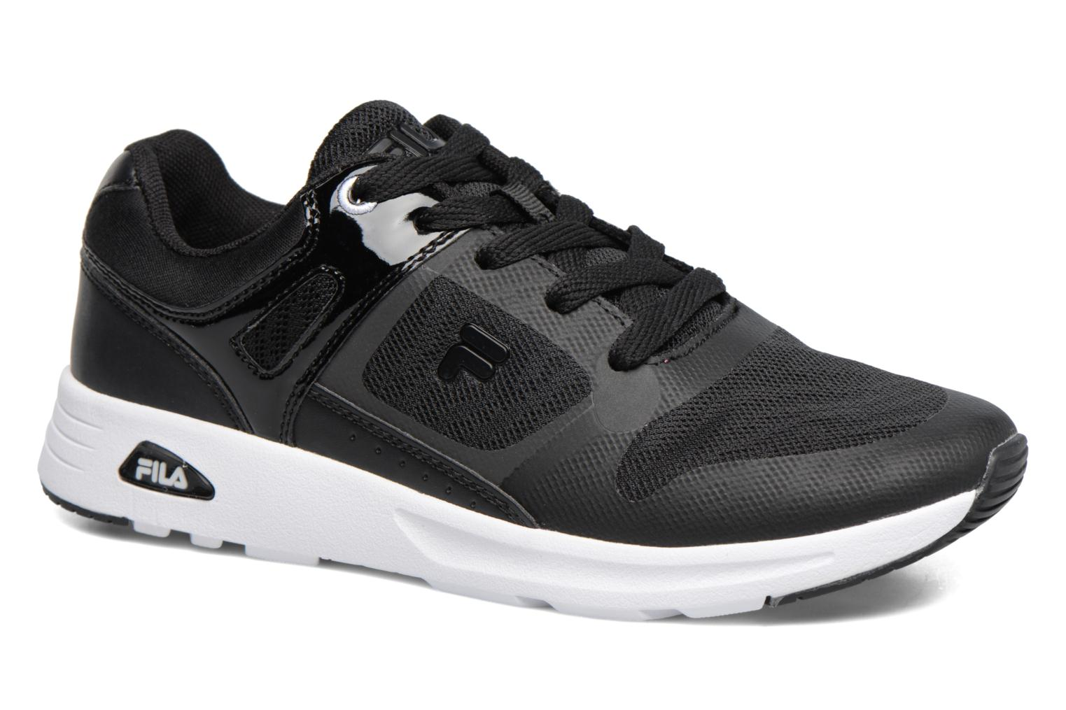 Trainers FILA Olivia Low W Black detailed view/ Pair view