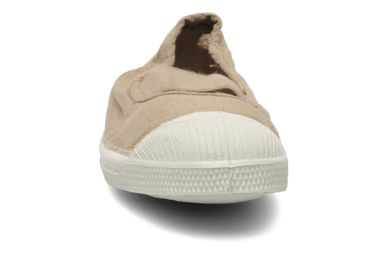Sneakers Bensimon Tennis New Banner E Beige se skoene på