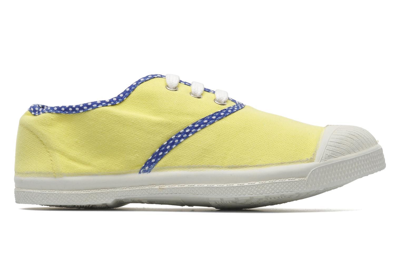 Sneakers Bensimon Tennis Colorpois E Gul se bagfra
