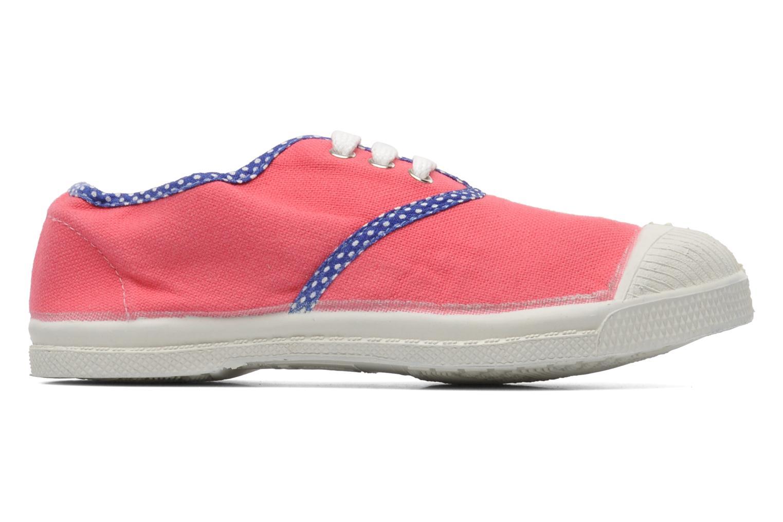 Baskets Bensimon Tennis Colorpois E Rose vue derrière