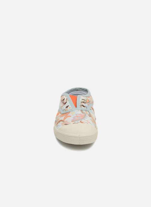 Trainers Bensimon Tennis Elly Liberty E Blue model view