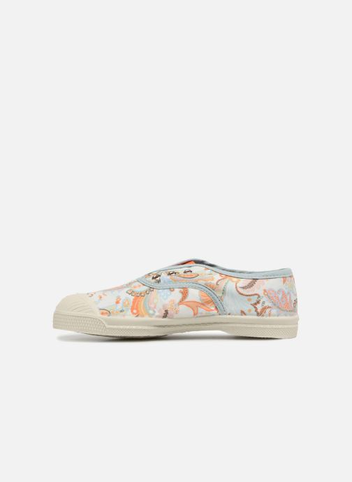 Trainers Bensimon Tennis Elly Liberty E Blue front view