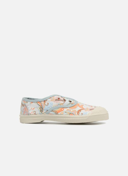 Trainers Bensimon Tennis Elly Liberty E Blue back view