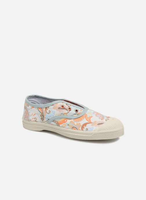 Trainers Bensimon Tennis Elly Liberty E Blue detailed view/ Pair view
