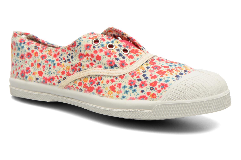 Sneakers Bensimon Tennis Elly Liberty E Multi detaljeret billede af skoene