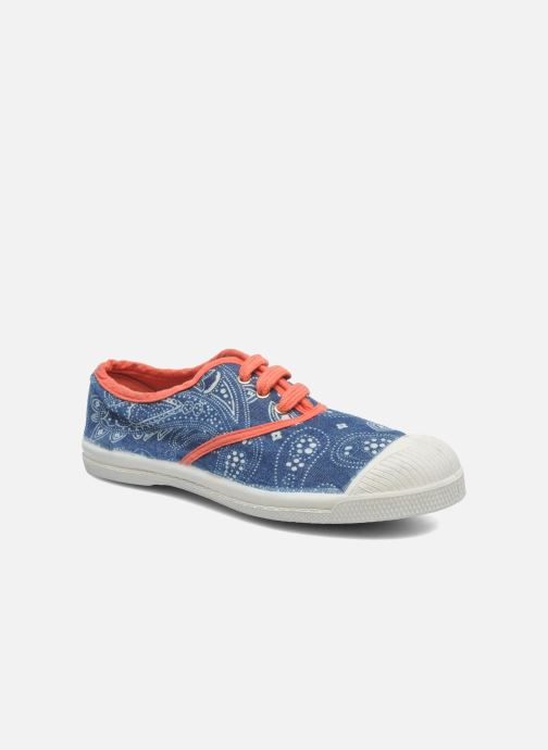Sneakers Bensimon Tennis Bandanas E Azzurro vedi dettaglio/paio
