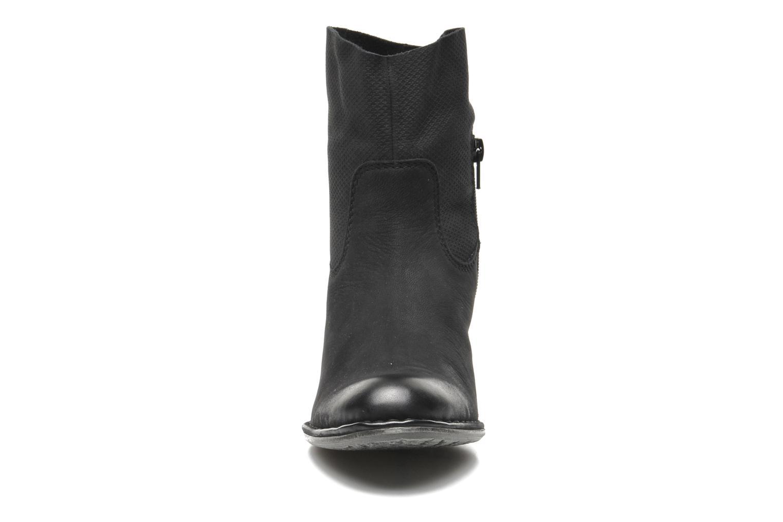 Ankle boots Bugatti V4221-5G Black model view