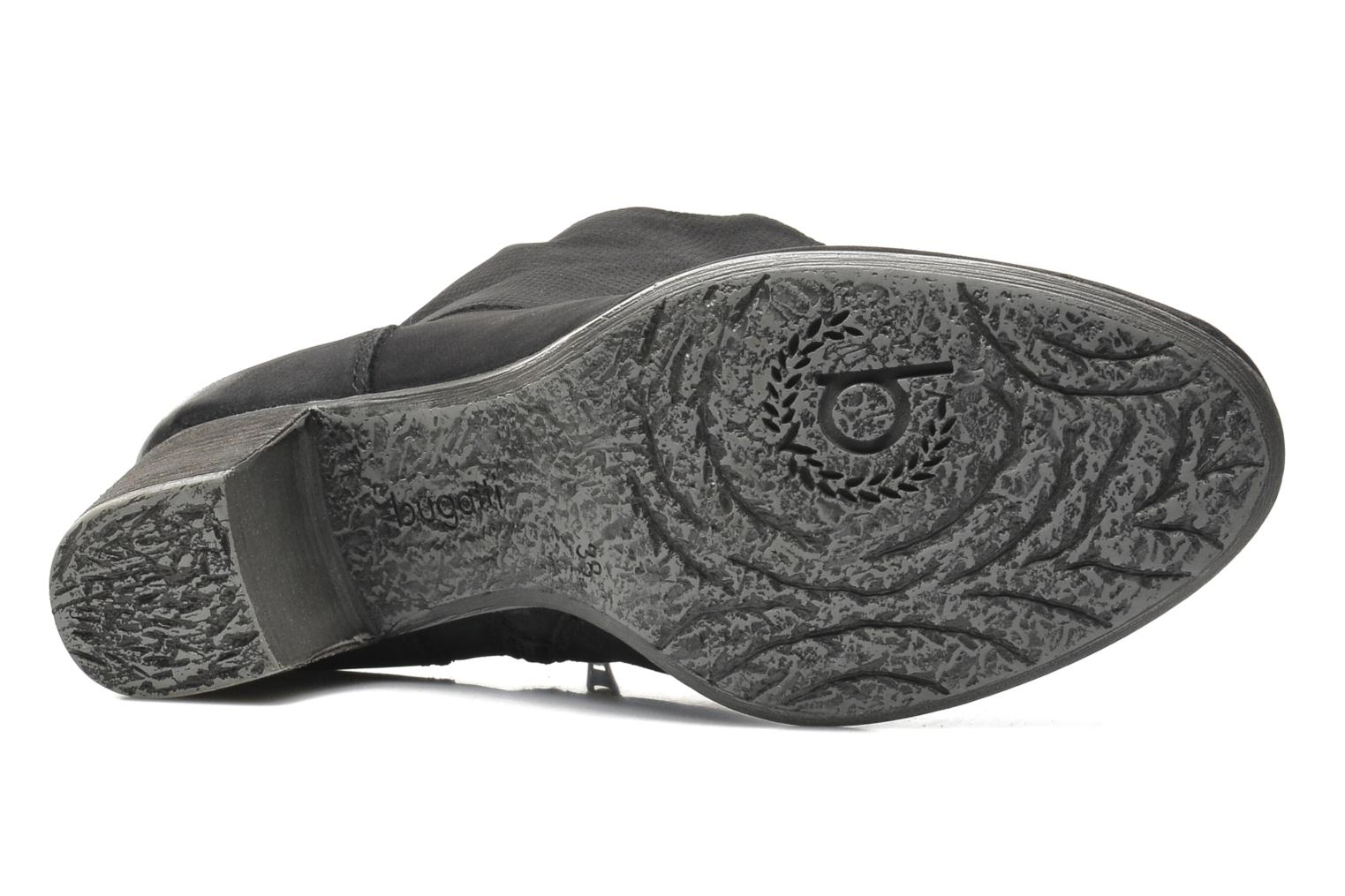 Ankle boots Bugatti V4221-5G Black view from above