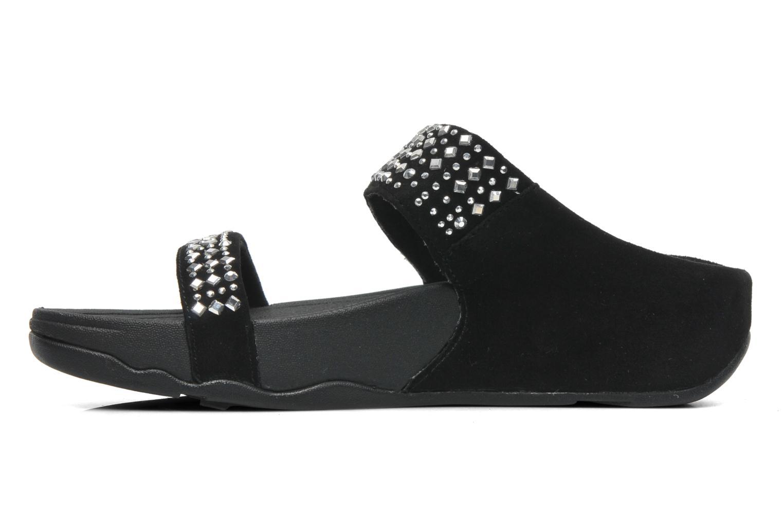 Wedges FitFlop Novy Slide Zwart voorkant