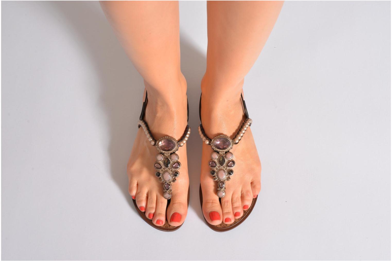 Sandaler Grendha Madreperola Sand Guld og bronze se forneden