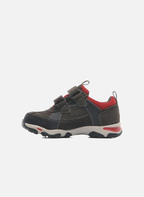 Trainers Timberland Trail Force FTK Brown front view