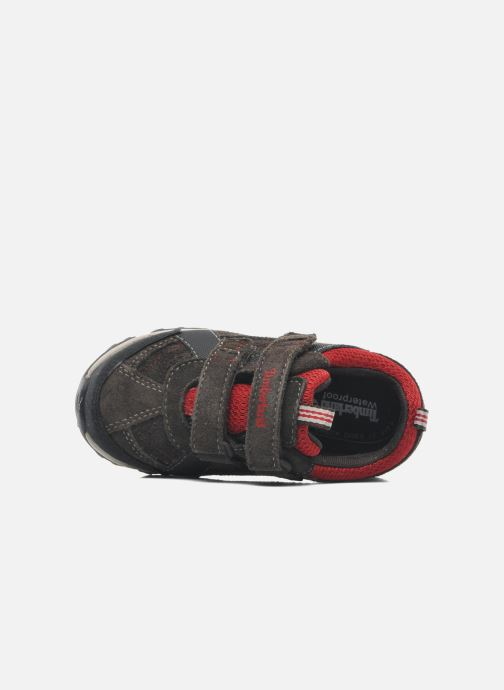 Sneakers Timberland Trail Force FTK Marrone immagine sinistra