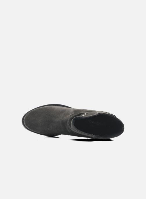 Bottines et boots Dockers Tamila Noir vue gauche