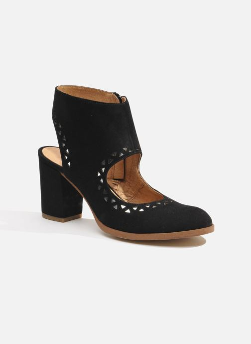 Ankle boots Made by SARENZA Bamako #4 Black view from the right