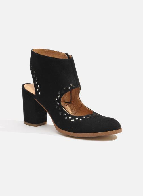 Bottines et boots Made by SARENZA Bamako #4 Noir vue droite
