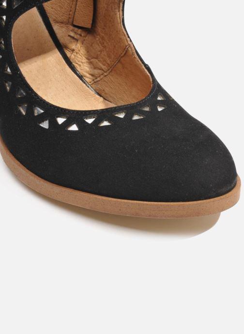 Bottines et boots Made by SARENZA Bamako #4 Noir vue haut