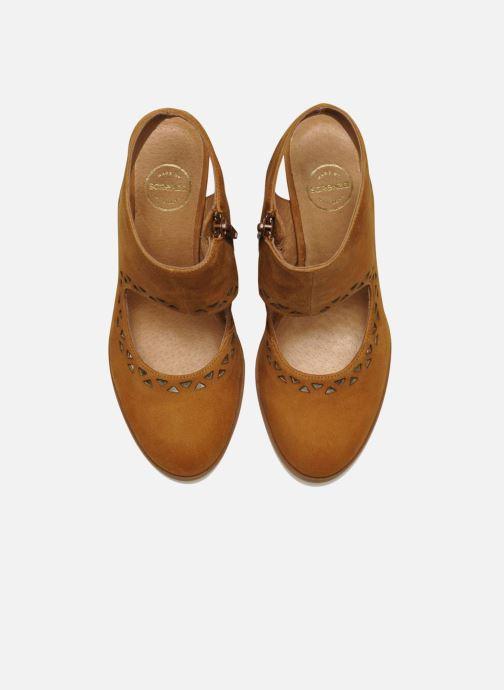 Boots en enkellaarsjes Made by SARENZA Bamako #4 Bruin model