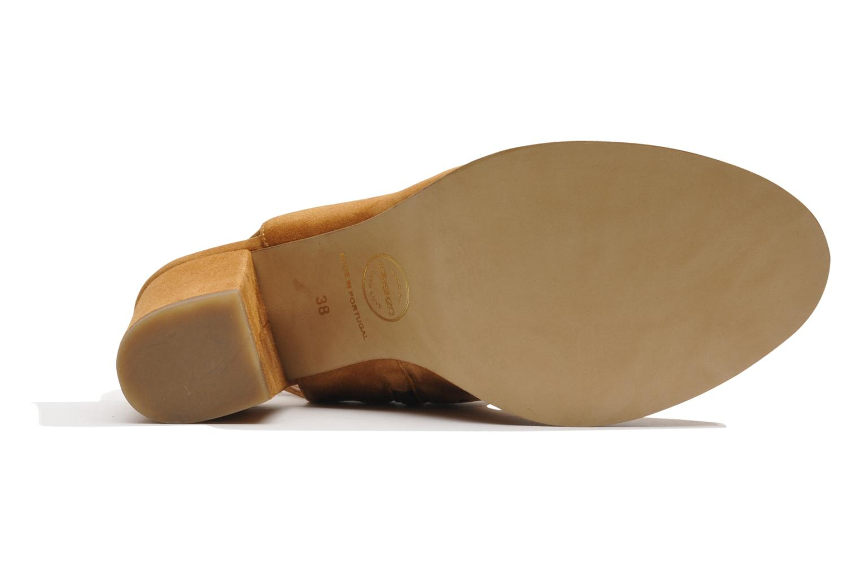 Bottines et boots Made by SARENZA Bamako #4 Marron vue gauche