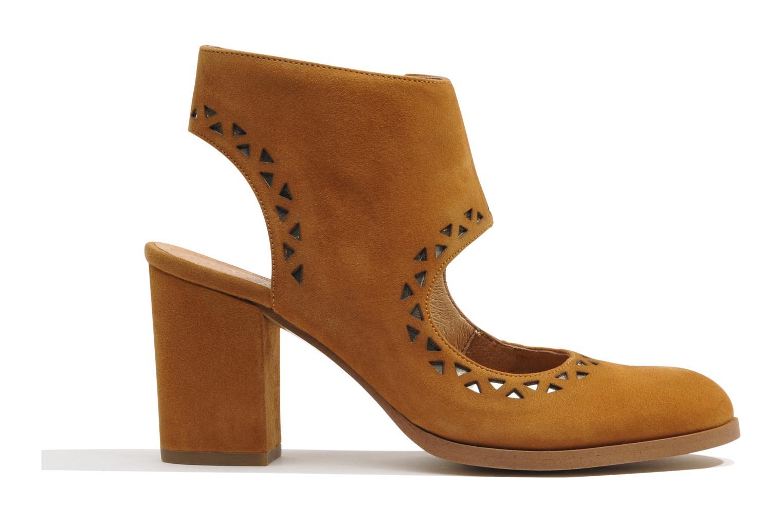 Bottines et boots Made by SARENZA Bamako #4 Marron vue détail/paire