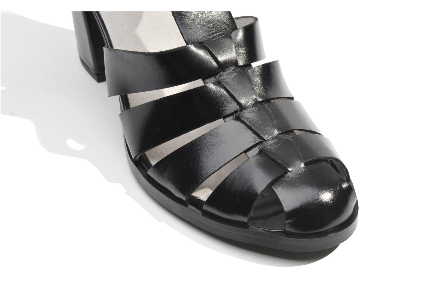 Sandals Made by SARENZA Menthe Hello #2 Black view from above
