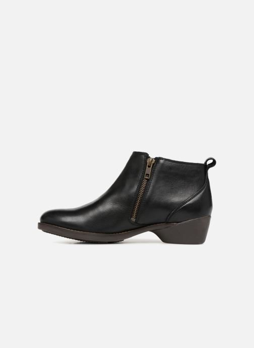 Ankle boots TBS Girlye Black front view