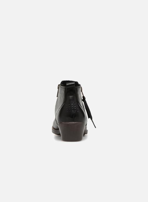 Bottines et boots TBS Girlye Noir vue droite