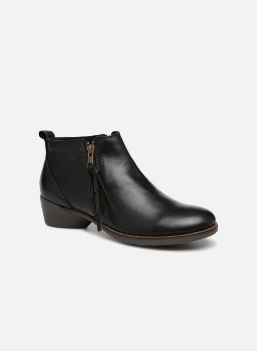 Bottines et boots TBS Girlye Noir vue détail/paire