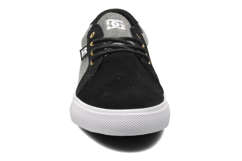 Baskets DC Shoes Council Se W Noir vue portées chaussures