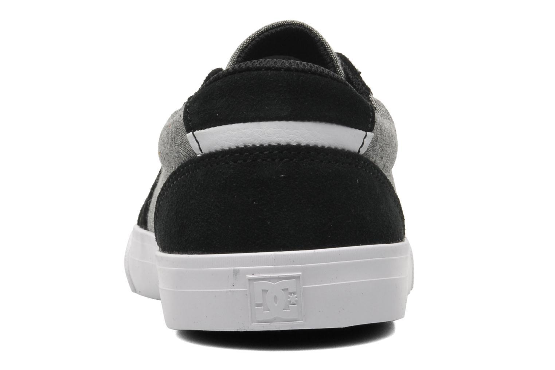 Baskets DC Shoes Council Se W Noir vue droite