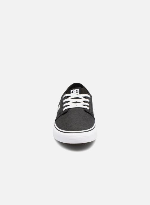 Baskets DC Shoes TRASE TX SE Noir vue portées chaussures