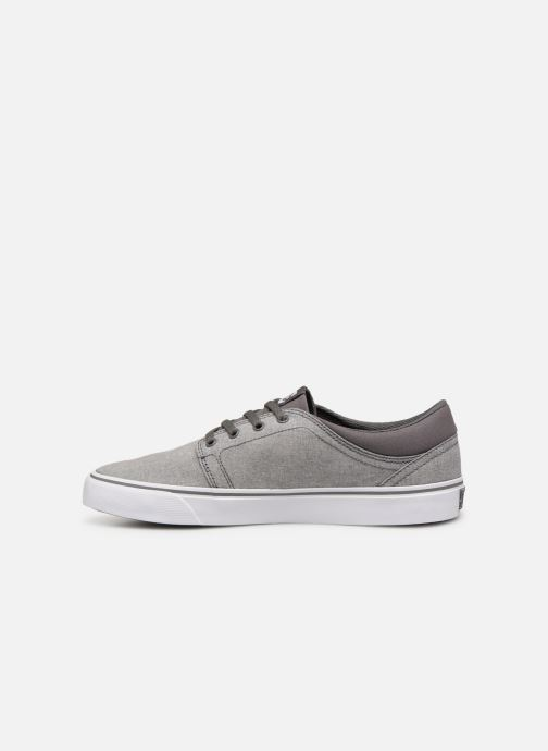 Baskets DC Shoes TRASE TX SE Gris vue face