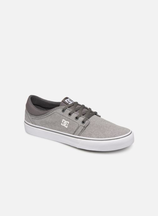 Baskets DC Shoes TRASE TX SE Gris vue détail/paire