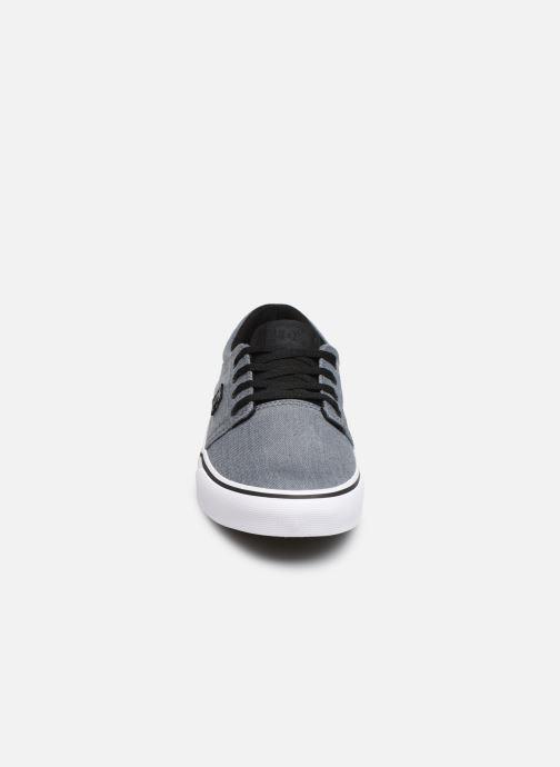 Sneaker DC Shoes TRASE TX SE grau schuhe getragen
