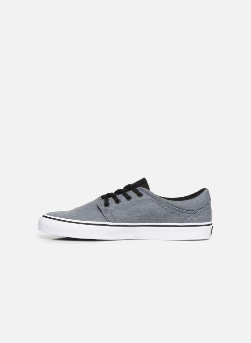 Sneaker DC Shoes TRASE TX SE grau ansicht von vorne