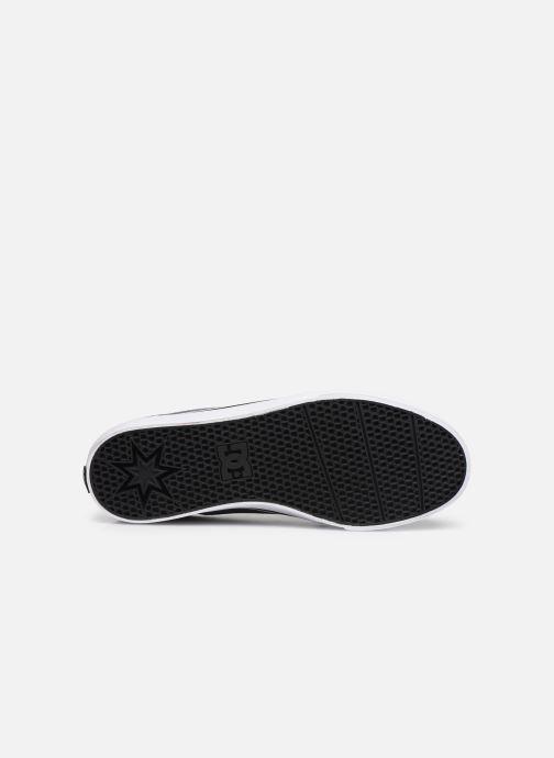 Sneaker DC Shoes TRASE TX SE grau ansicht von oben