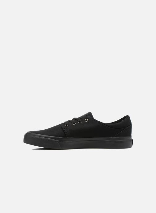 Sneaker DC Shoes Trase Tx schwarz ansicht von vorne