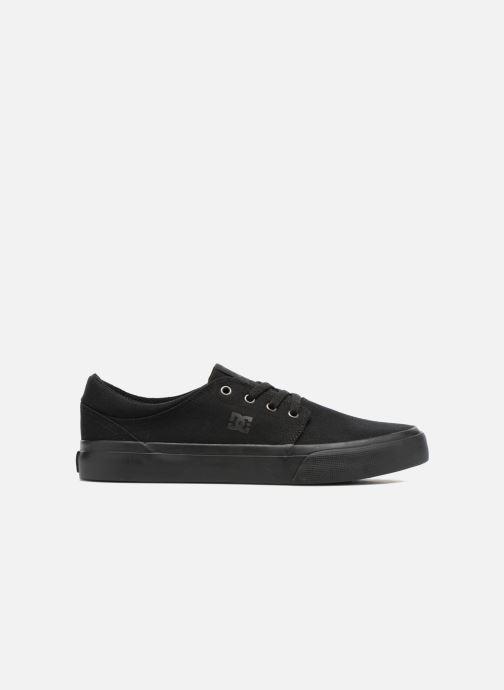 Sneakers DC Shoes Trase Tx Zwart achterkant